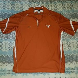 Dri - fit Texas long horns shirt